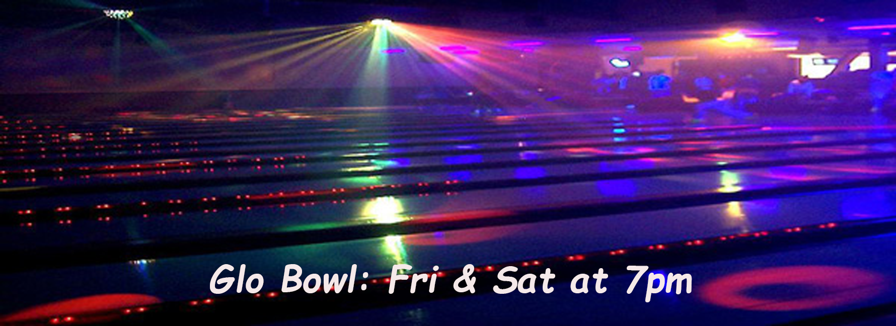 Glow Bowling Is Here!